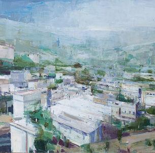 Chelsea James, 'Pink City', 2014
