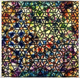 Philip Taaffe, 'Damascene Panel', 2008