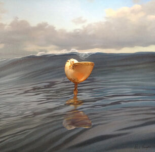 Patrick Livingstone, 'Collecting Waves', 2014