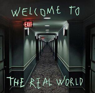 "Alejandro Monge, '""REAL WORLD""', 2019"