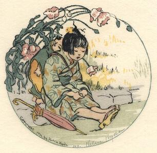Helen Hyde, 'A Weary Little Mother', 1914