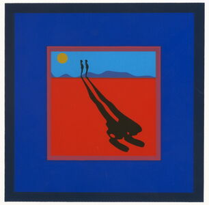 Ernest Trova, 'Falling Man', 1972