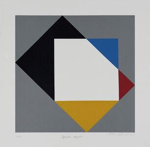 Antonio Peticov, 'Double Square', 2016