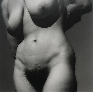 "Paul Strand, 'Torso (Rebecca Strand), Taos, New Mexico from ""On my Doorstep"": A Portfolio of Eleven Photographs, 1914-1973"", Michael Hoffman, Millerton, New York, 1976', 1922"