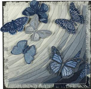 Stephen Wilson, 'A Butterfly Blanket', 2019