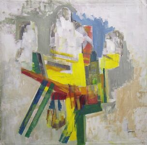 Chucrallah Fattouh, 'Untitled'