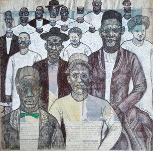 Eria Sane Nsubuga, 'Muteesa II Series ', 2016