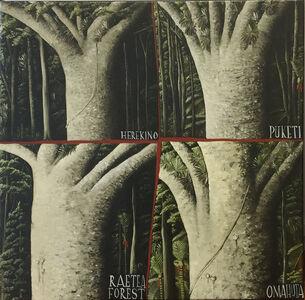 Mark Wooller, 'Four Northern Kauri', 2018