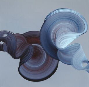 Dragica Carlin, 'Two Swirls, Series 5_', 2021