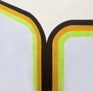 Richard Smith (1931-2016), 'Four Corners 4', 1965