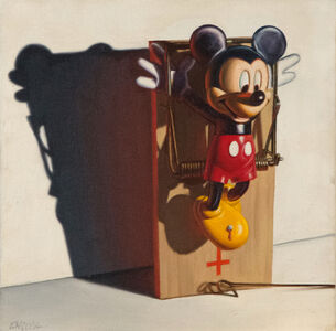 Ron English, 'Mouse Trap', 1999