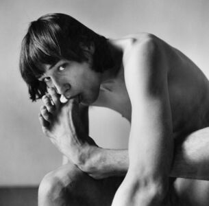 Peter Hujar, 'Daniel Schook Sucking Toe', 1981