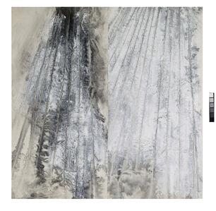 Zheng Chongbin 郑重宾, 'Eroded Strata', 2015