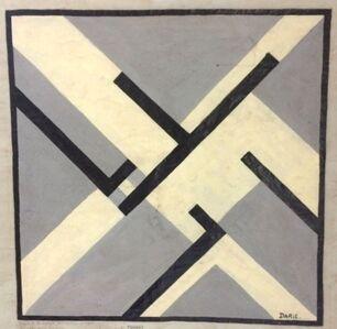 Sandu Darie, 'Abstract', 1960