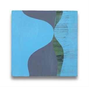 Margaret Neill, 'Whisper (Abstract Painting)', 2015