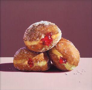 Alice Toomer, '3 Doughnuts', 2019