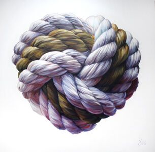Jeff Zimmermann, 'Love Knot', 2018