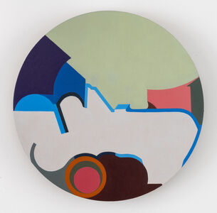 Mario Naves, 'forgive the morning', 2019