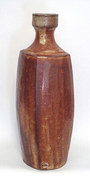 Warren MacKenzie, 'Large Bottle'