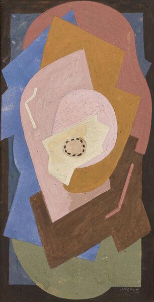 Albert Gleizes, 'Composition', 1922