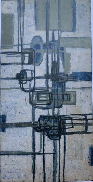 Zilia Sánchez, 'Untitled', mid-1950