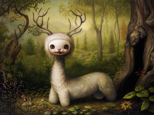 Yoshi - The Forest Spirit