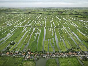 Polders, Grootschermer, The Netherlands