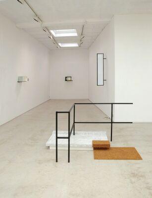 Kusseneers at Art Brussels 2016, installation view