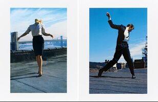 Robert Longo, 'Cindy and Eric', 2014