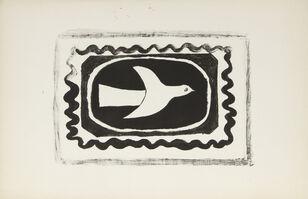 Georges Braque, 'Bird VII', 1954