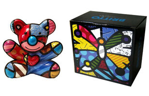 Romero Britto, 'CUDDLY BEAR', 2008