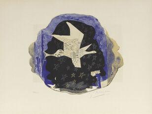 Les Etoiles after Georges Braque
