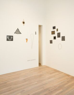 Elemental Drawing, installation view