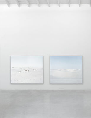 Massimo Vitali, installation view