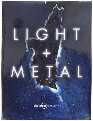 Light + Metal, installation view