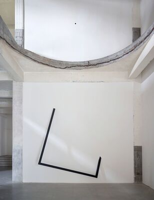 Otto Boll - Space and Time Odyssey, installation view