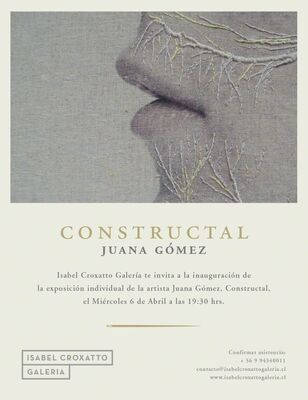 CONSTRUCTAL, installation view
