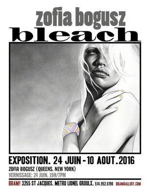 Bleach, installation view