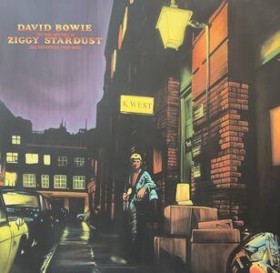 George Mead, 'David Bowie - Ziggy Stardust', 2019