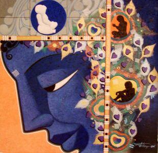Somnath C Banerjee, 'Untitled ', 2001