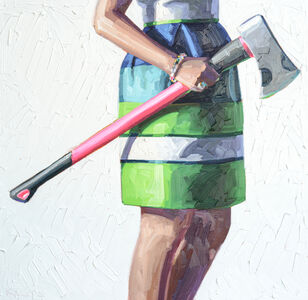 Kelly Reemtsen, 'Pressure Point', 2020