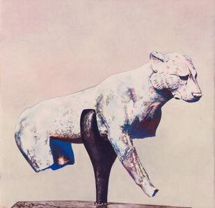 Becca Mann, 'Lion', 2007
