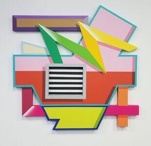 Joshua Dodson, 'Sunburnt Flamingo', 2019