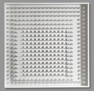 Klaus Staudt, 'Hommage to Albers 8', 1977