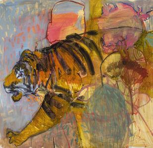Mary Vernon, 'Garden Tiger', 2018