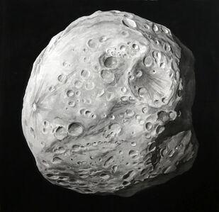 Thomas Broadbent, 'Dark asteroid', 2017