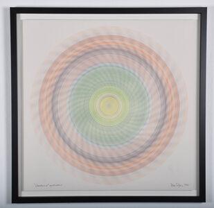 Peter Sedgley, 'Vibrations Multicolour', 1984