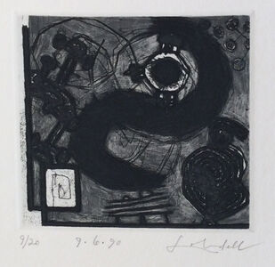 Frank Lobdell, '9.6.90', 1990