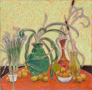Joseph Plaskett, 'The Orange Table'