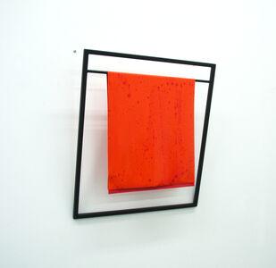 Helen Calder, 'Orange Red', 2018